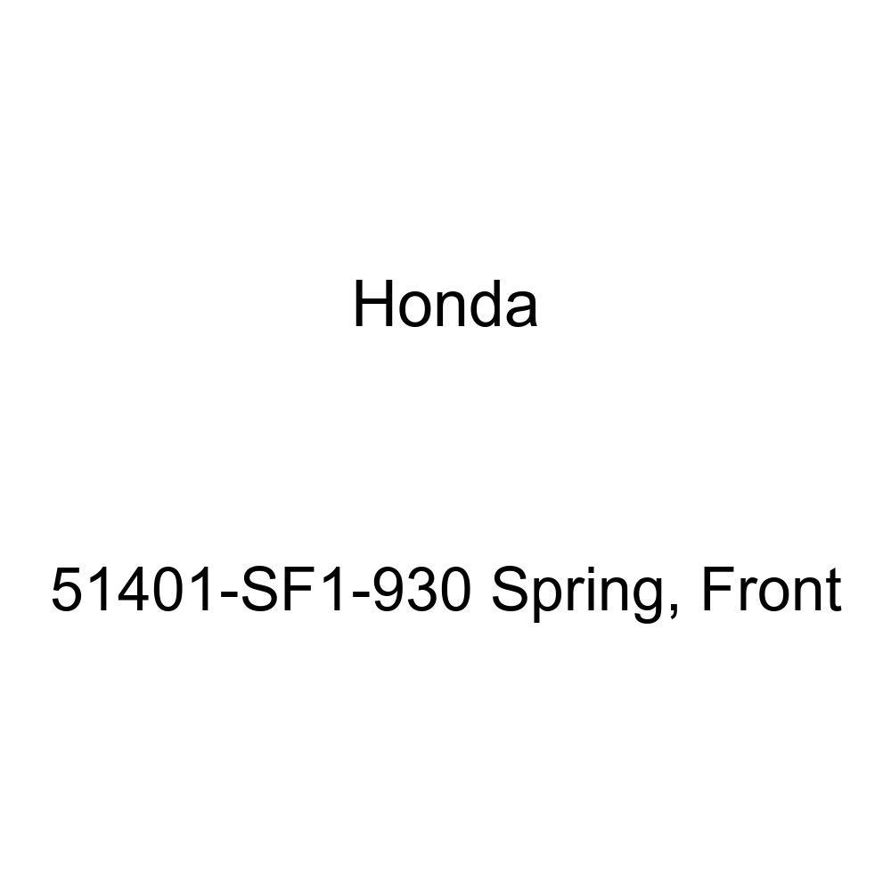 Genuine Honda 51401-SF1-930 Spring Front
