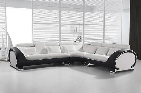 MSA Sam rinconera 303 x 266 cm, Izquierda, Blanco, Negro ...