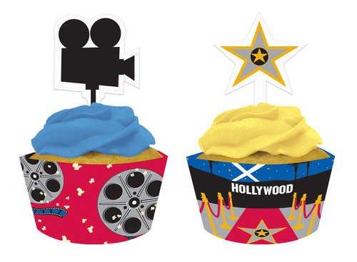 Creative Converting Hollywood Decorations Matching
