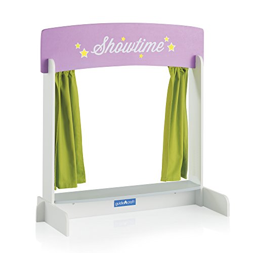 Guidecraft-Showtime-Tabletop-Theater-Childrens-Dramatic-Play-or-Puppet-Stage