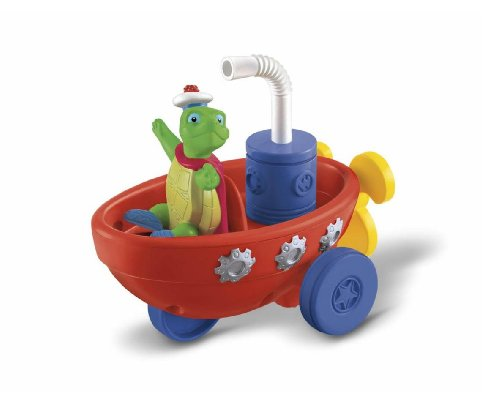 Fisher PriceThe Wonder Pets Flyboat Tuck