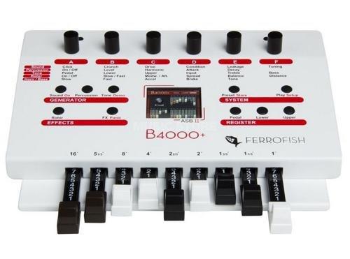 Ferrofish B4000 Channel Multitrack Recorder product image