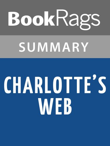 Summary & Study Guide Charlotte's Web by E.B. White