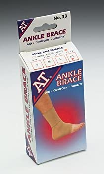 "Pull on Ankle Compression Support (Large 10""-11"")"