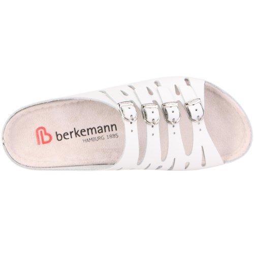 taglia Pantofola taglia Bianco Hassel Pantofola Berkemann Bianco Berkemann Hassel vWnqwgdxCq