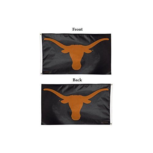 (WinCraft NCAA Texas Longhorns 3'x5' Flag, One Size, Team Color)