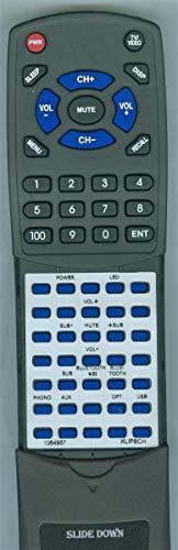 Price comparison product image Replacement Remote for Klipsch R-14PM, R-41PM, R-51PM, R-26PF, R-28PF, 1064957