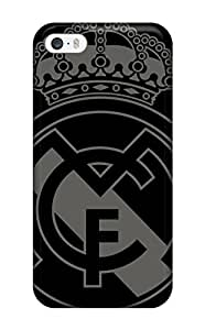 Best Hot Style Protective Case Cover For Iphone5/5s(real Madrid Fc Logo) 8653581K64318632