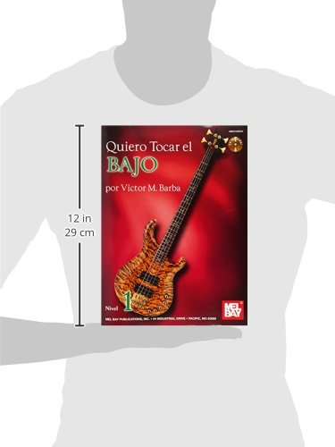 QUIERO TOCAR EL BAJO / I Want to Play the Bass (Spanish Edition): Victor Barba: 9780786683031: Amazon.com: Books