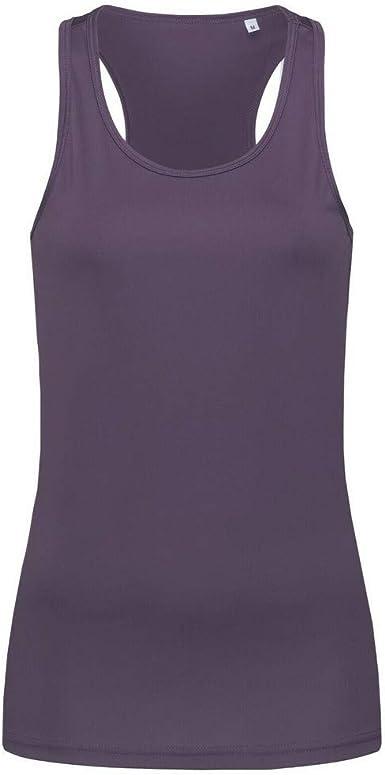 Stedman - Camiseta Deportiva Modelo Active Poly para Mujer: Amazon.es: Ropa y accesorios