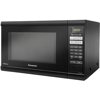 Panasonic Nn-sn651b Countertop Microwave Oven With Inverter Technology, 1.2 Cu. Ft, 1200w, Black 1