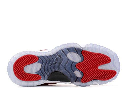 "Jordan Retro 11″ Win Like '96"" Gym Red/Black-White (Big Kid) (7)"