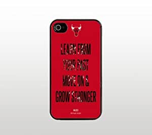 diy zhengMichael Jordan 23 Ipod Touch 5 5th Case - Hard Plastic Snap-On Custom Cover - Black