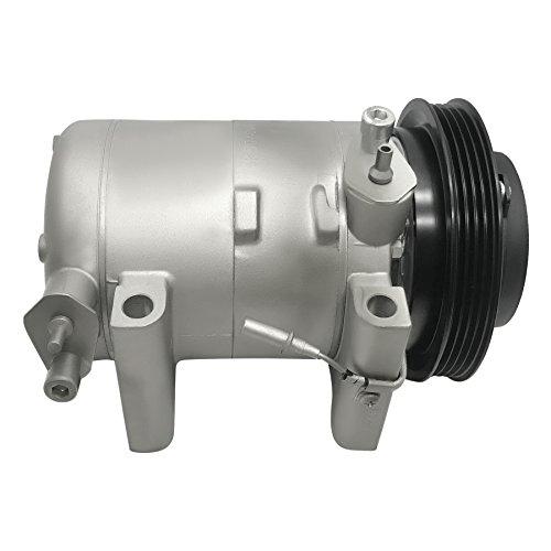 RYC Remanufactured AC Compressor and A/C Clutch EG883