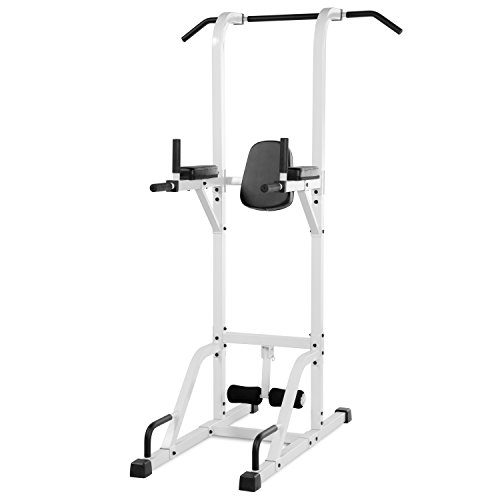 XMark Fitness XM-4432-WHITE Power Tower