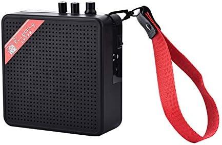 ZJH Mini Amplificador de Guitarra portátil de 5 vatios, Recargable ...