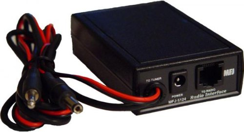 MFJ-5124K Interface cable: MFJ Auto tuner to Ken.