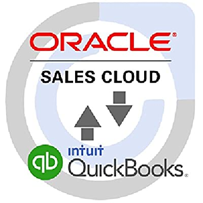 Commercient SYNC for QuickBooks and Oracle Sales Cloud (5 users)