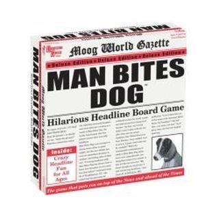 Man Bites Dog Deluxe Game