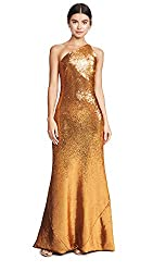 Women's Gilded Roxy Sequin Dress