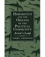 Herodotus and the Origins of the Political Community: Arion`s Leap