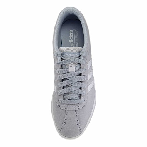 Aeroaz adidas Fitnessschuhe Blau Damen 000 Ftwbla Courtset Ftwbla qBxBIU