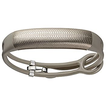 UP2 by Jawbone Activity + Sleep Tracker, Oat Spectrum (Gold), Lightweight Thin Straps (Discontinued by Manufacturer)