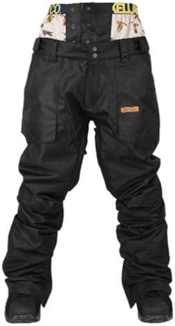 KELLAN(ケラン) CHASE スキー・スノーボードウェア メンズ パンツ ブラック 620205-M ブラック M