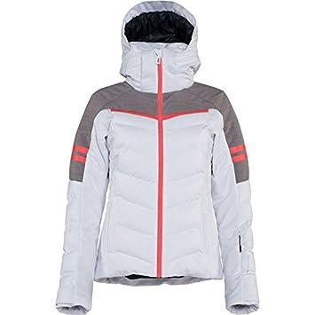 M Blanc Femme Courbe Amazon Rossignol Blouson Ski PpWO6