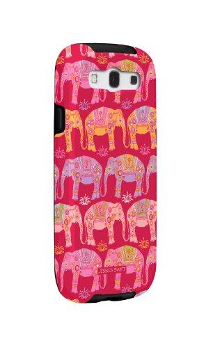 Case-Mate CMIMMCS3V002060 Coque fine pour Samsung Galaxy S3 Design de Jessica Swift Motif Frise éléphants