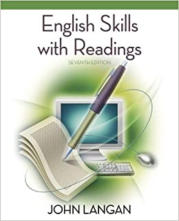 Student cd-rom for use with english skills: john langan.