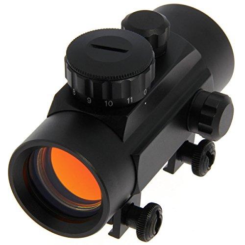 ANGLO ARMS Unisexe Vision pour Arbalè tes, noir, Taille Unique CB-RED-DOT