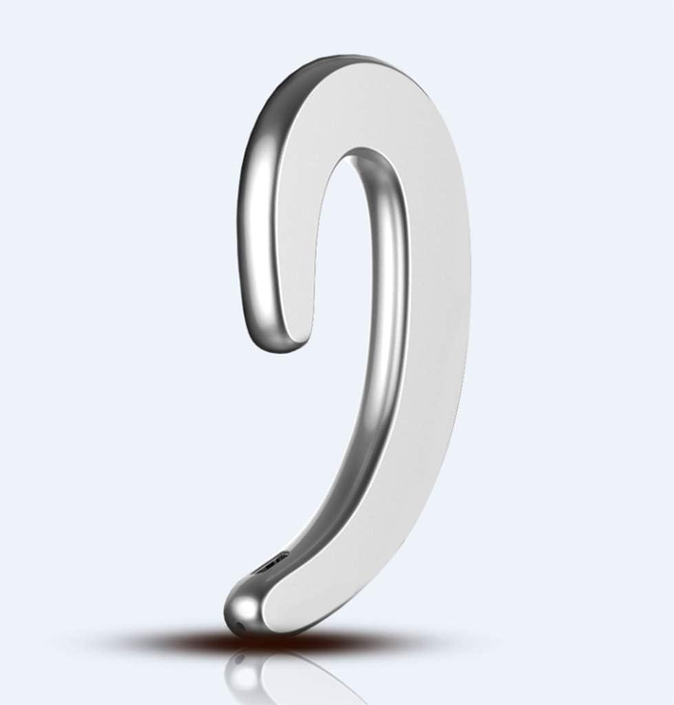 PXCAO Auriculares Bluetooth K8 sobre El OíDo Auriculares InaláMbricos De ConduccióN óSea Viajes De Negocios Universales Deportes