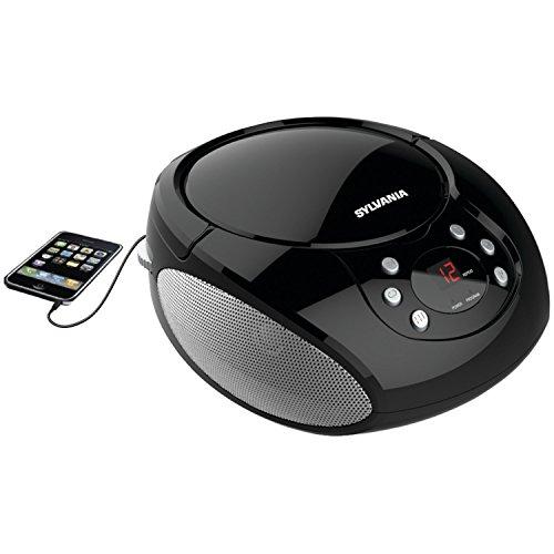 Sylvania Portable Boombox Connect Digital