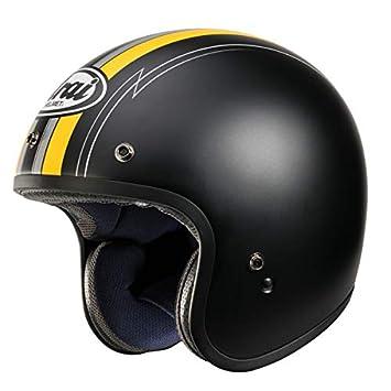 Amazon.es: casco ar9930 X sry Arai Jet Freeway Classic Ride Yellow/Amarillo TG. XS