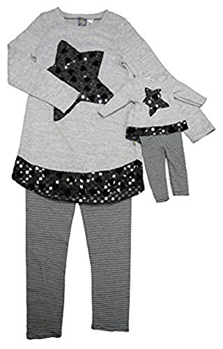 Dollie And Me Legging Set Size 6 Doll Outfits Fits 18