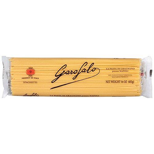 Garofalo Spaghetti Pasta, 16-Ounce (Pack of -