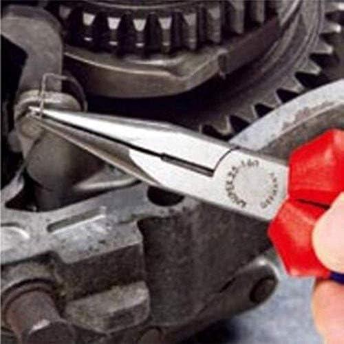 Yadianna 家の修理のための適切なプライヤーは、すなわち、屋外産業メンテナンスプライヤーは、8インチ多機能ラジオペンチ設定してみましょう、私たちはより強力なこと(カラー:レッド、ブルー、サイズ:8インチ)