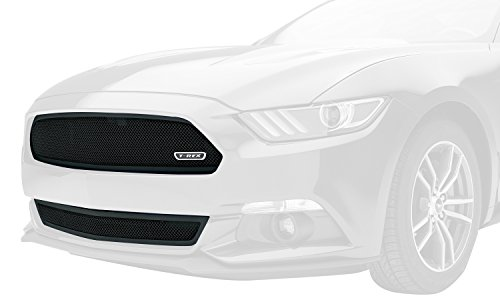 T-REX Grilles 52530 Upper Class Formed Mesh Grille and Bumper for Ford Mustang GT, (T-rex Bumper Grille)