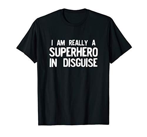 Funny Superhero Costume Pajama Halloween Shirt Gift Idea for $<!--$13.85-->