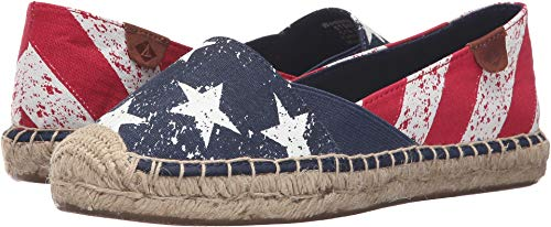 Sperry Top-Sider Cape Stars and Stripes Espadrille (Sperry Sider Top Espadrilles)