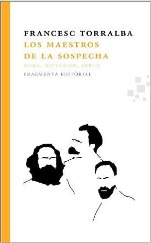 Descarga gratuita Los Maestros De Las Sospecha PDF