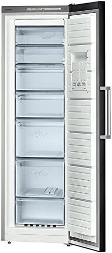 Bosch GSN36VB30 Independiente Vertical 237L A++ Negro - Congelador ...