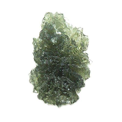 crystal vaults moldavite - 9
