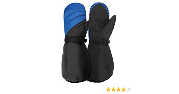 Igloos Boys Nylon Elbow Length Ski Gloves
