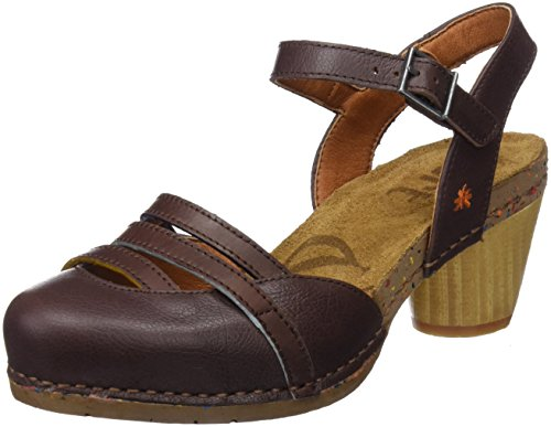 Femme Laugh Memphis 1115 Fermé Marron Brown Sandales I Art Bout w6Fxq7P7