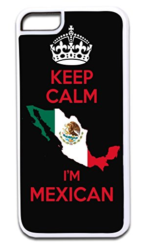 keep-calm-im-mexican-tm-apple-iphone-6-plus-6s-plus-white-plastic-case-with-soft-black-rubber-lining