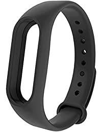 Silicone Replacement Strap Soft Colorful Wristband Replacement Bracelet for Original Xiaomi Mi Band 2