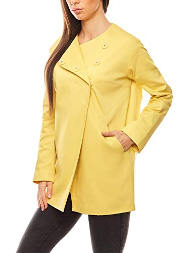 Longblazer Trendy Brooke Ladies Jaune Ashley AZwUq1t
