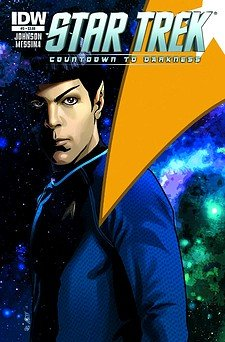 Download Star Trek Countdown To Darkness #3 (Covers Chosen Randomly) ebook
